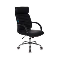 Кресло для руководителя T-8010 SL-BLACK