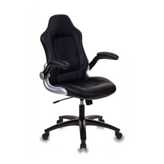 Игровое кресло Бюрократ VIKING-1 черный