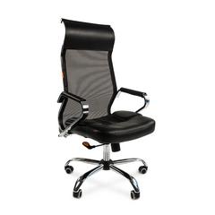 Кресло для руководителя 700 СЕТКА BLACK