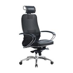 Кресло компьютерное SL-2.04 черный плюс