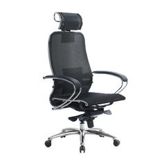 Кресло компьютерное S-2.04 черный плюс