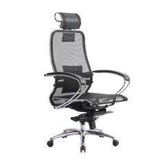 Кресло компьютерное S-2.04 черный