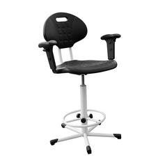Кресло винтовое полиуретан КР10-2