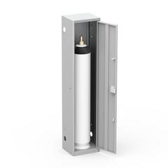 Шкаф для газовых баллонов ШГР 40-1-4 (40 л)