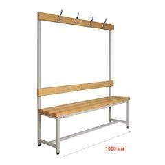 Скамья для раздевалок СК-1В-1000